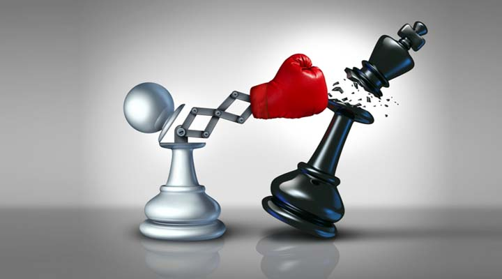 Competitia In Afaceri – Iata Cum Poti Ramane In Joc Ca Afacerist