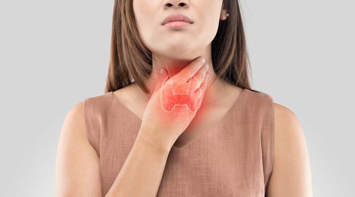 De La Ce Apar Problemele Cu Glanda Tiroida